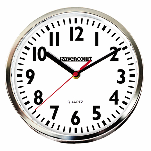 Wall Clocks For Schools Commercial Buildings Ravencourt