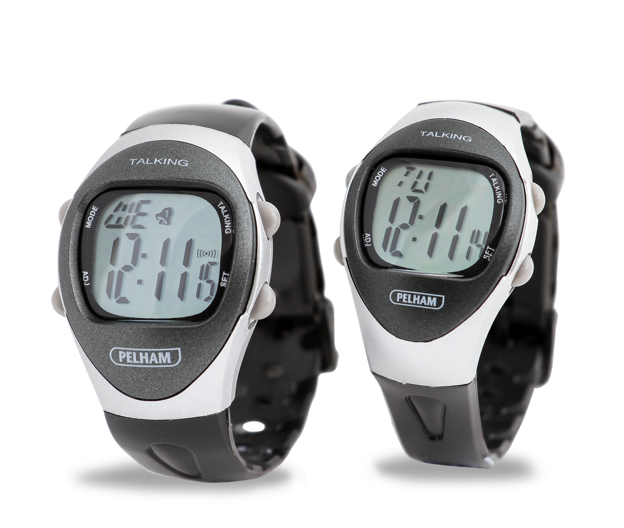 c74a549a70 Digital Talking Watch with Alarm - Small & Large