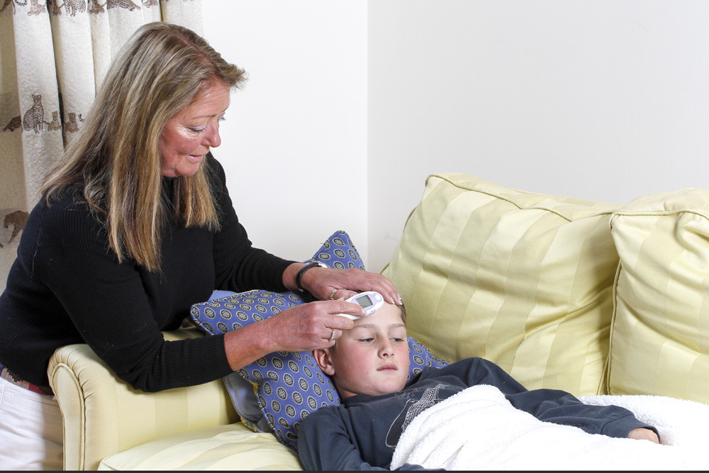 Talking Ear Amp Forehead Thermometer Products For Visually