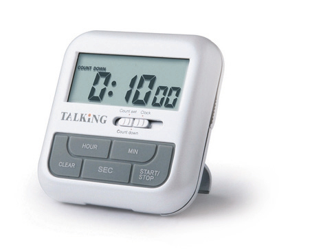 Talking Countdown Timer Ideal For Low Vision Ravencourt