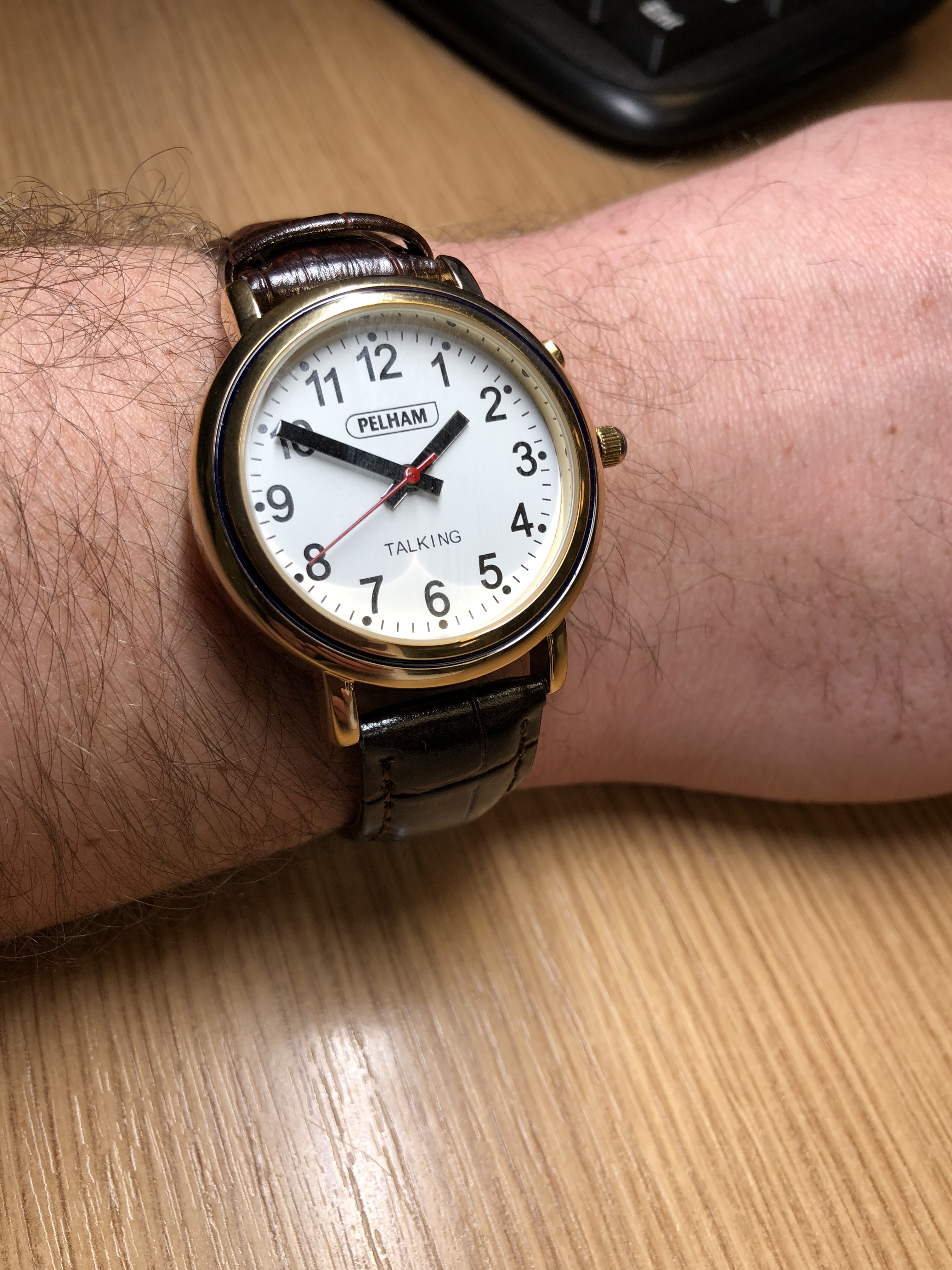 and guy cool service broken minute so make a watches blinds off calibre revue blind gift watch i would mine has thought hand img is friend for this hardly of the running